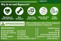 Sănătate / Magneziu