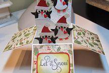 Card in a Box ideas / by Stephanie Sheridan