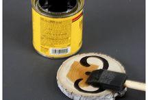 DIY - Woodland / Wood related crafts