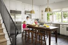 Dine In / A place to pin dining rooms, kitchen tables, breakfast nooks and other places where folks enjoy meals at home