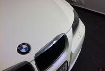 BMW 3 - white pearl