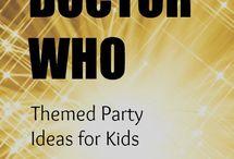 Party Ideas / Birthdays, holidays, events, classroom parties... / by Nicole Gleason