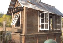 little wooden houses*