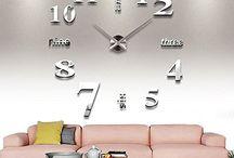 relojes para pared