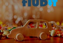 Toys and Games Season! / We're celebrating the range of children's toys and games we have at better prices with an amazing competition! You could win a sackful of presents delivered right to your door this Christmas.  / by Flubit