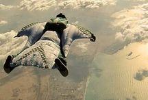 Paracaidas & Wingsuit