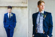 Wedding dress for man