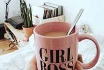 Girl Boss / Girls who are born to be amazing.