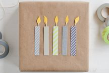 Party Ideas: Gift Wrapping Inspo / Don't arrive empty handed at your next party! Make your gift stand out with these cute and cooky gift wrapping ideas. For party planning inspiration visit www.imprintables.com.au/details