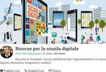 Risorse Scuola 2.0 / Risorse Scuola 2.0, web, app e molto altro