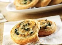 Recipes - Finger Foods & Appetizer