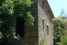 DJ / Projet maison Madarie / En cours de chantier... Réhabilitation d'une maison cévennole St Roman de Codière