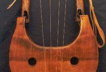 Αρχαία ελληνικά μουσικά όργανα
