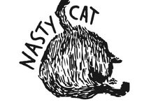 Nasty Cat / nasty cat is a new contemporary concept store and cafe in nicosia cyprus, named after an actual cat