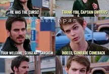 Robbie Kay (Peter Pan) / Once Upon A Time