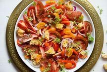 recepty - salaty