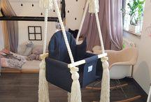 Huśtawki dla dzieci / Swing baby