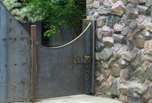 Railings, Fences, and Gates by Blue Lotus Outdoors