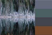 Colours / Värien yhdistelyä