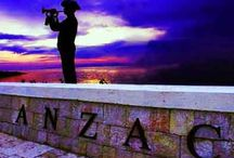 """ANZACs / Honouring our Diggers and their contributions and sacrifices in theatres of conflict and peace-keeping around the world. Australia has taken part in defending peace in every major conflict since the Boer War so remember the peace you enjoy while sitting sunning yourself on the beach is because of what they've given....past, present and future. They've done and continue to do Australia proud. """"At the going down of the sun, and in the morning, we will remember them. Lest We Forget."""" / by Black Caviar"""