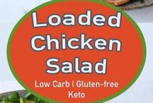 Low carb lunch meals