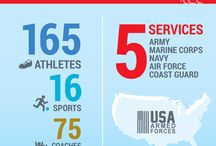 We ♥ Our Armed Forces / Showing our support for our past, present, and future soldiers.