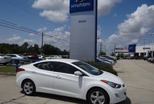 SOLD 2013 Hyundai Elantra stock #5456 / Top of it's class for comfort, smoothness, and precision. Great comfort and luxury car, highly spacious interior