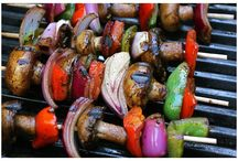 Sides ~ Grilling Veggies & Potatoes / by Andrea DeSherbinin