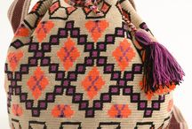 Crochet tapestry