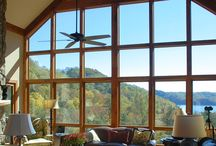 Sunroom / Sometimes all you need is to let in a little sun. Take in the gorgeous views of sunrooms and sunny rooms.