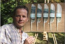 КАРТИНЫ НА ПЕРЬЯХ / Сегодня я расскажу тебе о лучших современных мастерах древнего искусства народа маори, который жил в Новой Зеландии. Хочешь узнать, на чем, кроме бумаги и полотна, пишут свои шедевры известные нынешние художники? Тогда вперед!