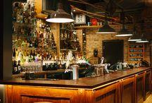 Brisbane bars and restaurants / Brisbane eats and drinks