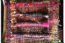 Tapestry weaving / by Claire Des Bruyeres