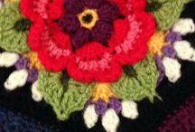 Frida's Flower  Blanket