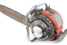Homelite chain saws / by Wes Reed