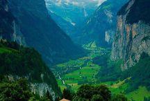 Switzerland / Traveling