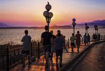 Routes of Piraeus / Piraeus Peninsula - Freatida, Dilaveri Coast - Mikrolimano, Around Castela