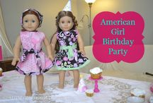 American Girl Doll Party Ideas