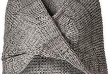 Pletení, háčkování, šití