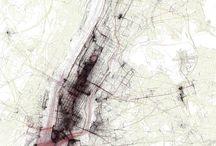 Inspirational maps/views