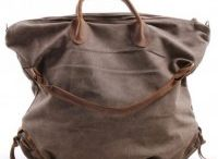 Stuff to buy / Canvas bags, canvas - leather bags, shoulder bags, handbags and tote bags