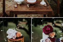 Jewel toned Wedding Inspiration