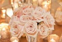 Blush Wedding Flowers / by BloomsByTheBox.com