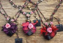 NEW ENERGY JEWELRY rose collection
