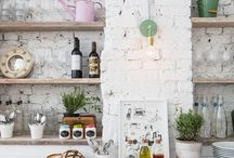 abode//kitchens / by Larissa Steward