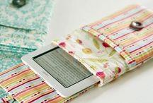 padded e-reader sleeve