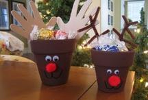 Christmas parcel gift for children