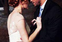 """April Kepner y Jackson Avery / Mi pareja favorita de la serie televisiva """"Grey´s Anatomy"""" desde hace varias temporadas.  Adoro a Sarah Drew y Jesse Williams quienes interpretan a April y Jackson. Excelentes actores."""