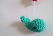 Crochet Sea Creatures / by Debbie Dyer
