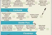 Social media / Redes sociles